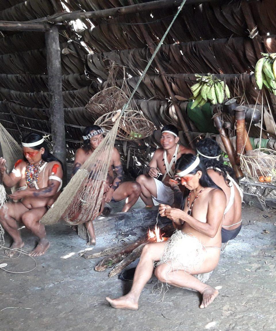 Experiencia amazónica Woaorani
